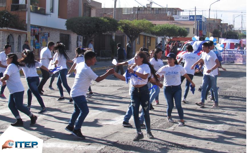ITEP participa del Corso organizado por la UGEL Norte