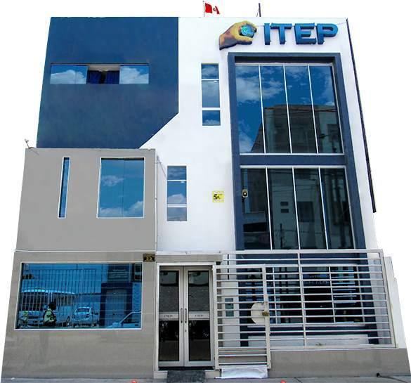 Edificio ITEP