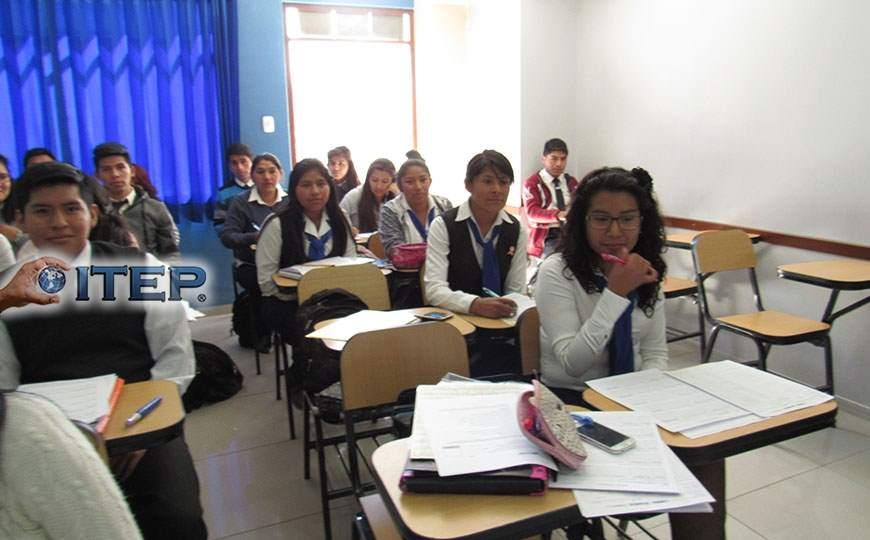 Fotos e Imágenes de Alumnos ITEP