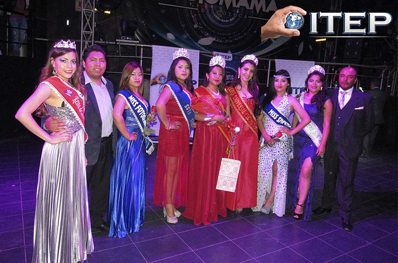 Miss ITEP 2018