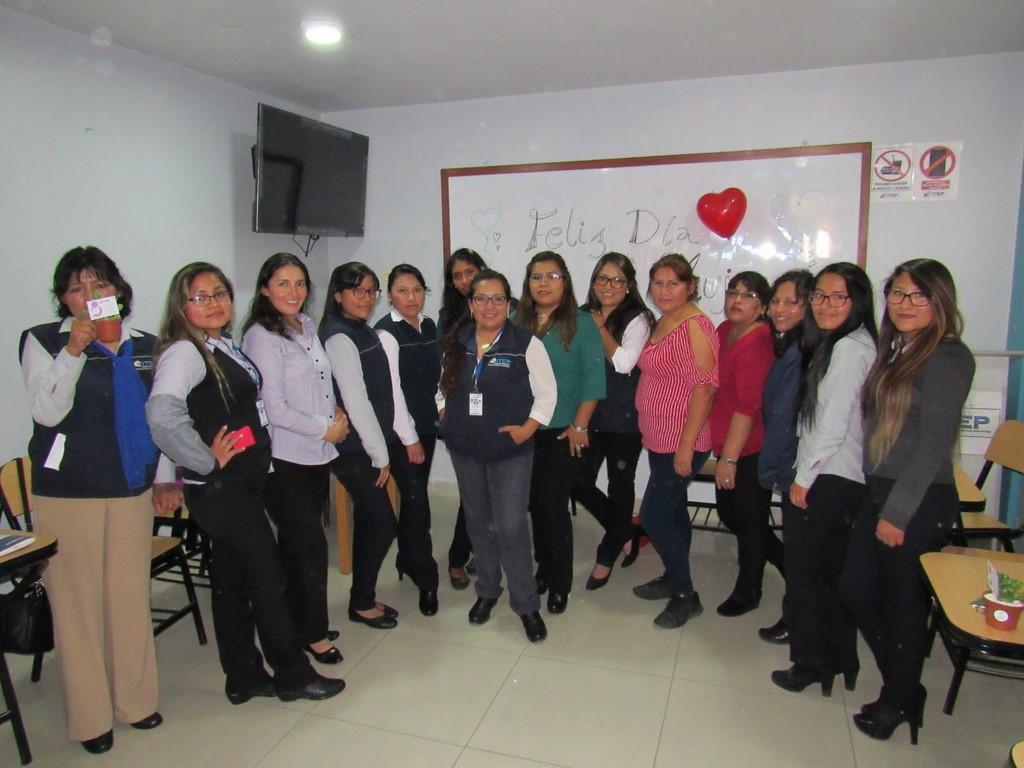 Día de la Mujer en ITEP