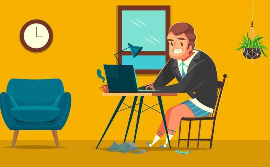 Tips para trabajar en casa y no fracasar en el intento